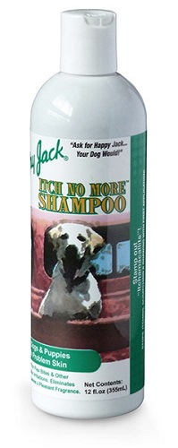 Itch No More Shampoo 12 oz By Happy Jack