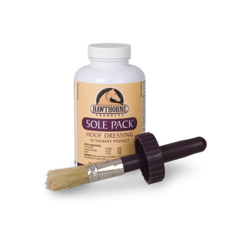 Sole Pack W Dauber 16 oz By Hawthorne Products