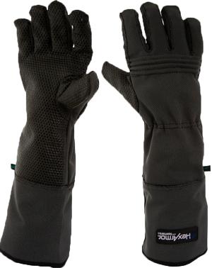 Hercules Animal Handling Gloves Medium Pair By Performance