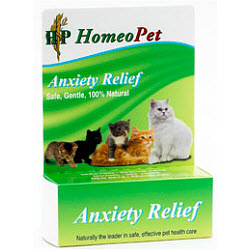 Homeopet Anxiety Relief [Feline] 15ml By Homeo Pet