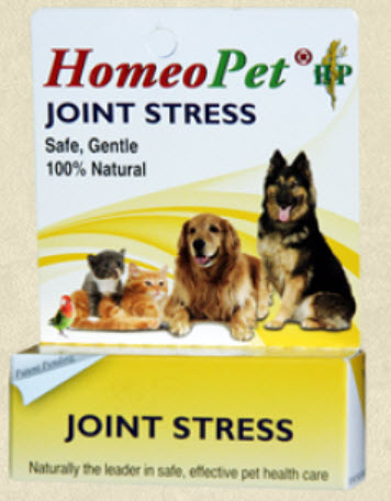 Homeopet Joint Stress 15ml By Homeo Pet