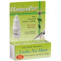 Homeopet Leaks No More 15ml By Homeo Pet