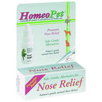 Homeopet Nose Relief (Multi-Species) 15ml By Homeo Pet
