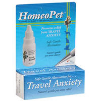 Homeopet Travel Anxiety 15ml By Homeo Pet