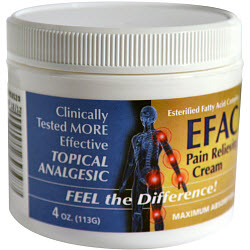 Efac Joint Supplement Cream (For Human Use Only) 4 oz By Hope Science