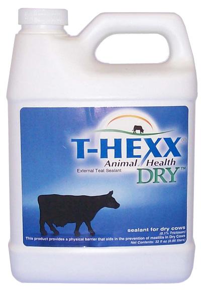T-Hexx Dry Blue Sealant QT. By Hydromer