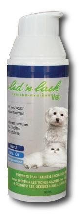 I-Lid 'N Lash Hygiene Vet Pump 50ml By I-Medium Pharma