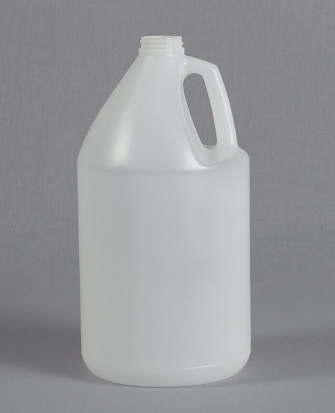 Bottle Plastic With Lid [Gallon] Each By Industrial Container