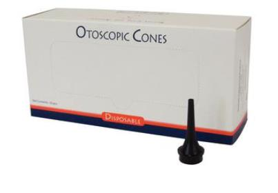 Disposable Otoscopic Cones 5mm B50 By Innovative Veterinary Products