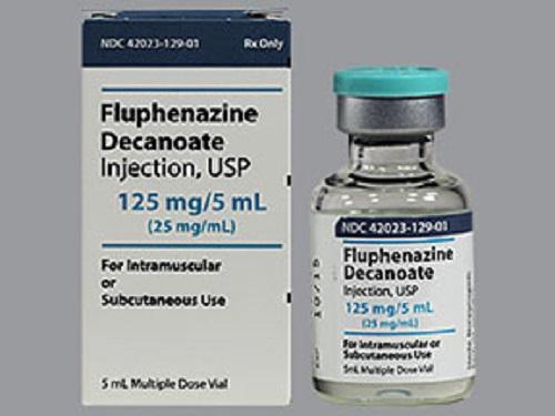 Fluphenazine Inj 25Mg/ml 5cc By Jhp Pharma