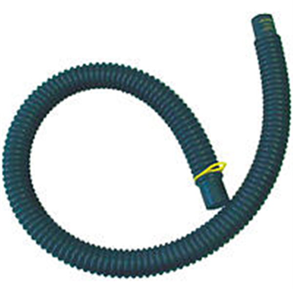 Anesthesia Breathing Hose (Corrugated Black Rubber) 40 Alert: Allow Up To 3 Wee