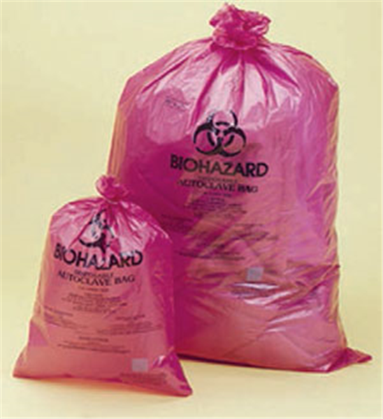 Biohazard Disposal Bags (20-30 Gallons) Alert: Allow Up To 3 Weeks C50 By Jorgen