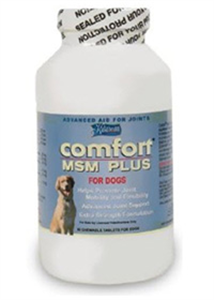 Comfort MSM Plus Chew Tabs B90 By Kala Health