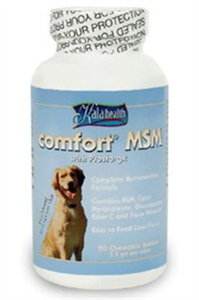 Comfort MSM With Prosta-Gx Chew Tabs B90 By Kala Health