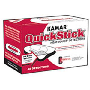 Kamar Quickstick Heatmount Detectors B40 By Kamar