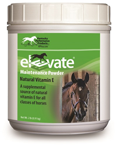 Elevate Maintenance Powder Vitamin E 2Lb By Performance Products