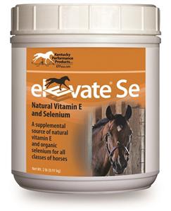 Elevate Se 1500 IU Vitamin E 1mg Selenium 2Lb By Performance Products