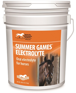 Summer Games Electrolyte 40Lb By Performance Products