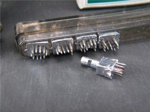 Tattoo Digit - Number - 0 6mm (1/4) Each By Ketchum Manufacturing .