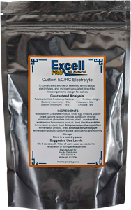 Excell Pro Ec-Rc Electrolyte Each By Keyag