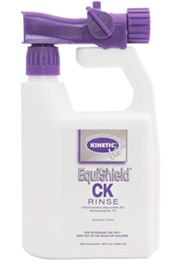 Equishield Ck Rinse 32 oz By Kinetic Technologies