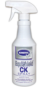 Equishield Ck Spray 16 oz By Kinetic Technologies