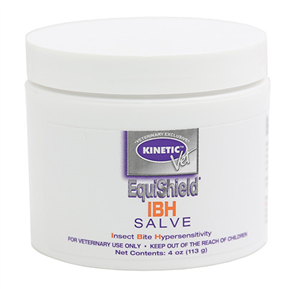 Equishield Ibh Salve 4 oz By Kinetic Technologies