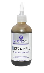 Kera-Mend Thrush Paste 8 oz By Kinetic Technologies