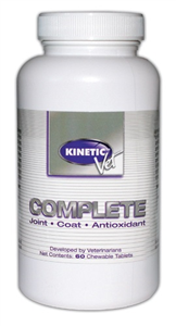 Kinetic Vet Completee Chewable Tabs B60 By Kinetic Technologies