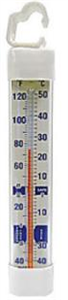 Refrigerator Thermometer Each By Lab Safety