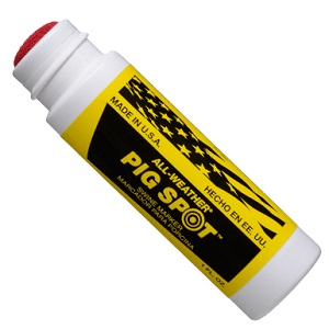 Pig Spot Swine Marker - Red Each By La-Co/Lake Chemical