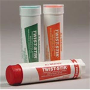 Twist-Stik Livestock Markers [Red] All-Weather B12 By La-Co/Lake Chemical