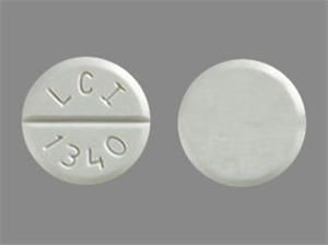 Bethanechol Chloride Tabs 10mg B100 By Lannett Company