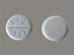 Bethanechol Chloride Tabs 5mg Non-Returnable B100 By Lannett Company