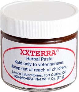 XXterra Herbal Paste For Immune Stimulation 2 oz By Larson Labs Vetline