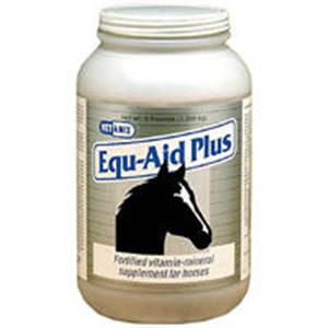 Equ Aid Plus Vitamin Powder 5Lb By Lloyd