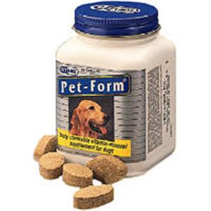 Pet Form Chew Tabs B500 By Lloyd