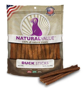 Duck Sticks Dog Treat 14 oz By Loving Pets