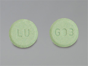 Lovastatin Tab 40mg B100 By Lupin Pharmaceuticals