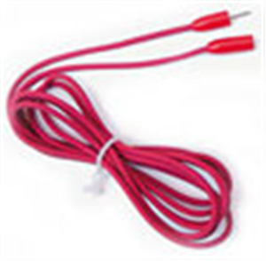 Electrosurgery Unit Dispersive Plate Cord Red Each By Macan Engineering