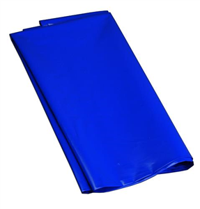 Cadaver Bags (Blue) 3.5 Mil Thickness X 100 Bags Per Roll 24 X 30 - Small B100