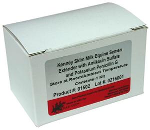 Har-Vet Kenney Semen Extenders - Amikacin Sulfate & Potassium Penicillin 1Ds By