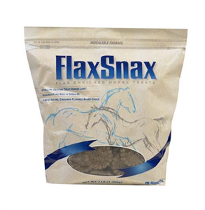 Flax Snax 3.2Lb Each By Manna Pro Corporation