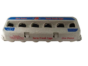 Free Range Egg Carton XL Each By Manna Pro Corporation