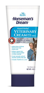 Horseman Dream Vet Cream Tube 4 oz By Manna Pro Corporation