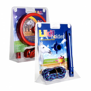 Likit Holder - Blue Each By Manna Pro Corporation