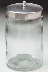 Jar (Sundry Set) Unlabeled Gl [Set Of 6] Bx By Mckesson Medical Surgical