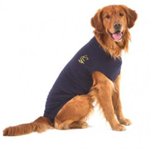 Medical Pet Shirts - Dark Blue Medium Plus [Dog] Each By Medical Pet Shirts