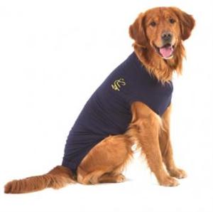 Medical Pet Shirts - Dark Blue Small Plus (Dog) Each By Medical Pet Shirts