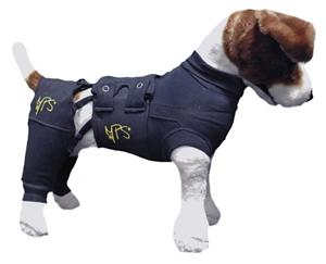 Medical Pet Shirts Protective Sleeve Hind Leg Medium (Length 26Cm) Each By Medic